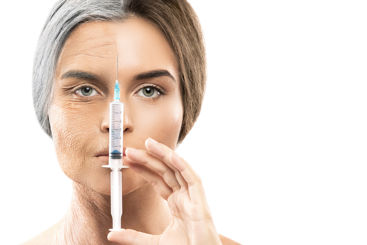 Tocolo, skin boosting injections