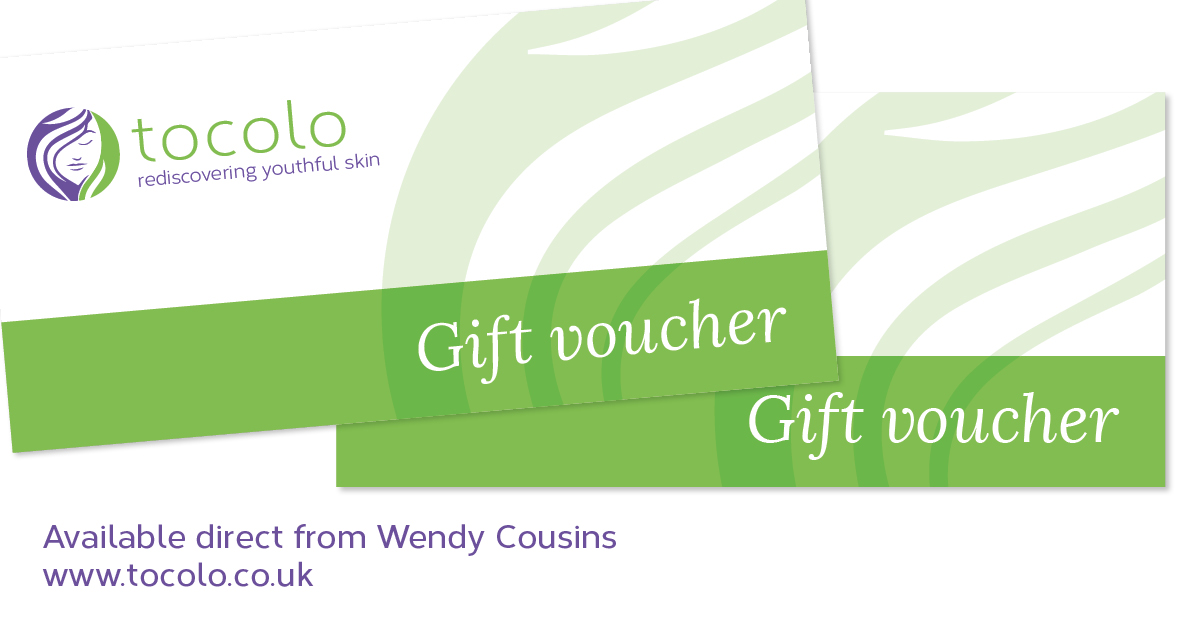 Tocolo treatments gift voucher