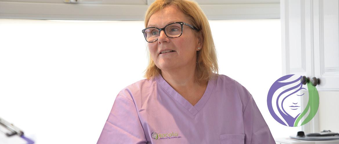 Meet Wendy aesthetic treatment specialist